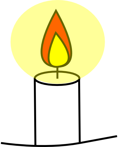 Candle Clip Art At Clker Com Vector Clip-Candle Clip Art At Clker Com Vector Clip Art Online Royalty Free-3