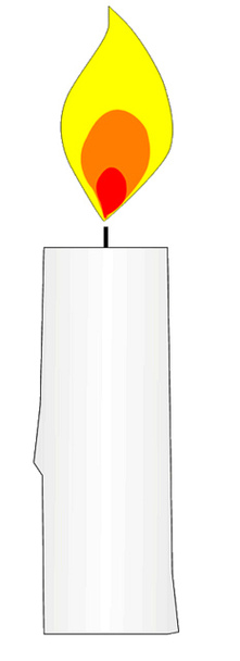 Candle Clipart u0026amp; Candle Clip Art Images - ClipartALL clipartall.com