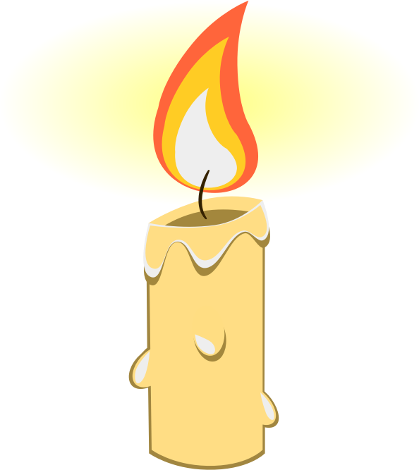 Candle Free To Use Cliparts-Candle free to use cliparts-9