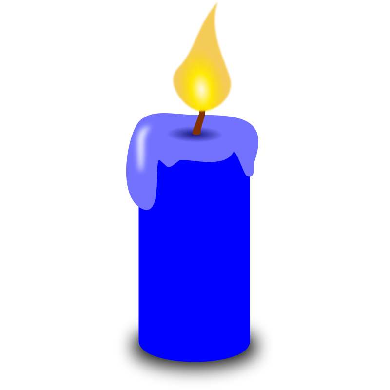 Candle images clip art