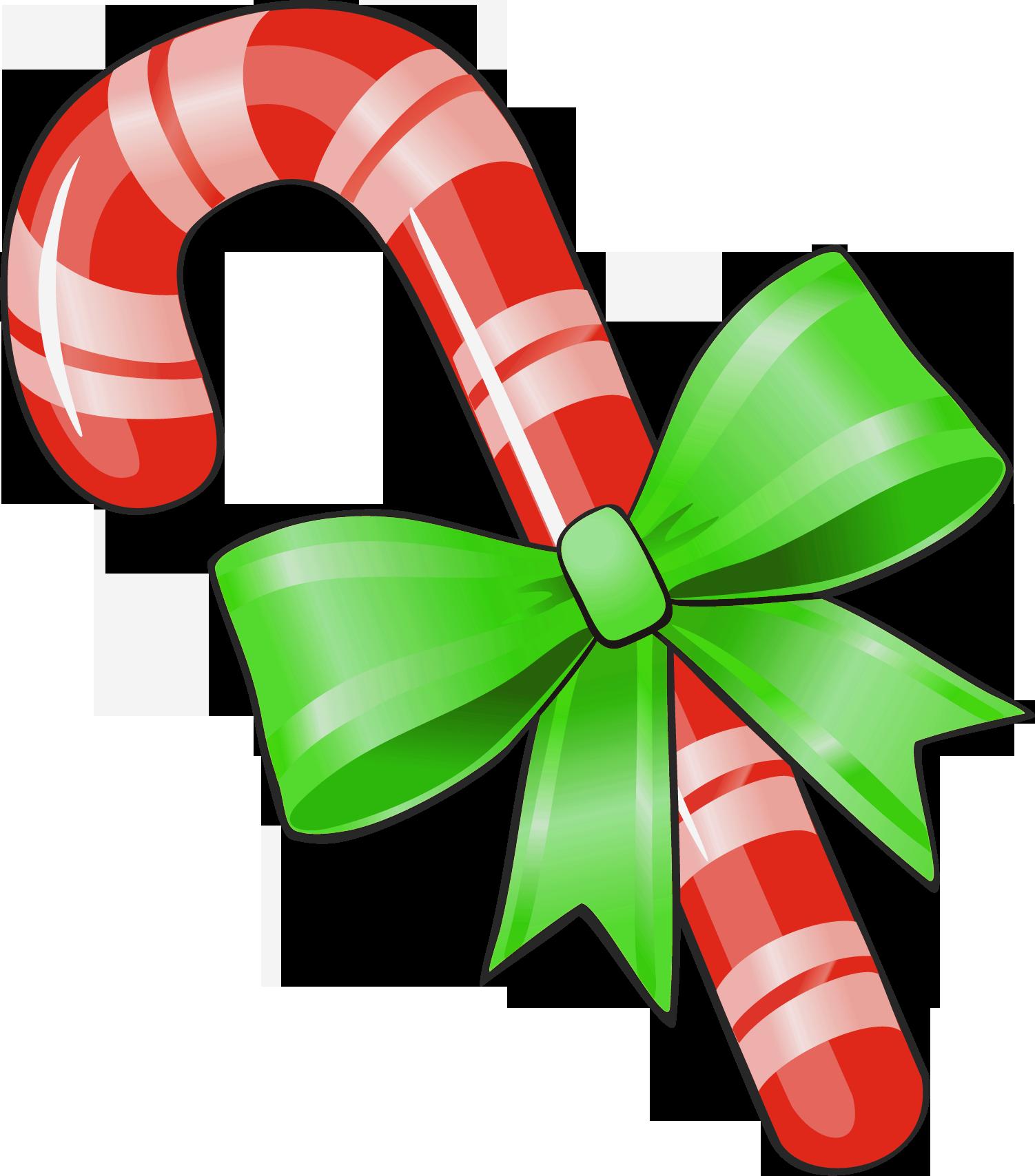 Candy Cane Christmas Clip Art .-Candy cane christmas clip art .-1