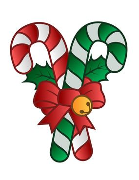 Candy Cane Clip Art And Decorations For -Candy Cane Clip Art and Decorations for Christmas-7
