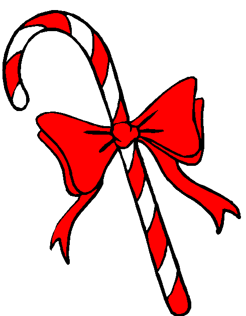 Candy Cane Clip Art - Clipart Candy Cane