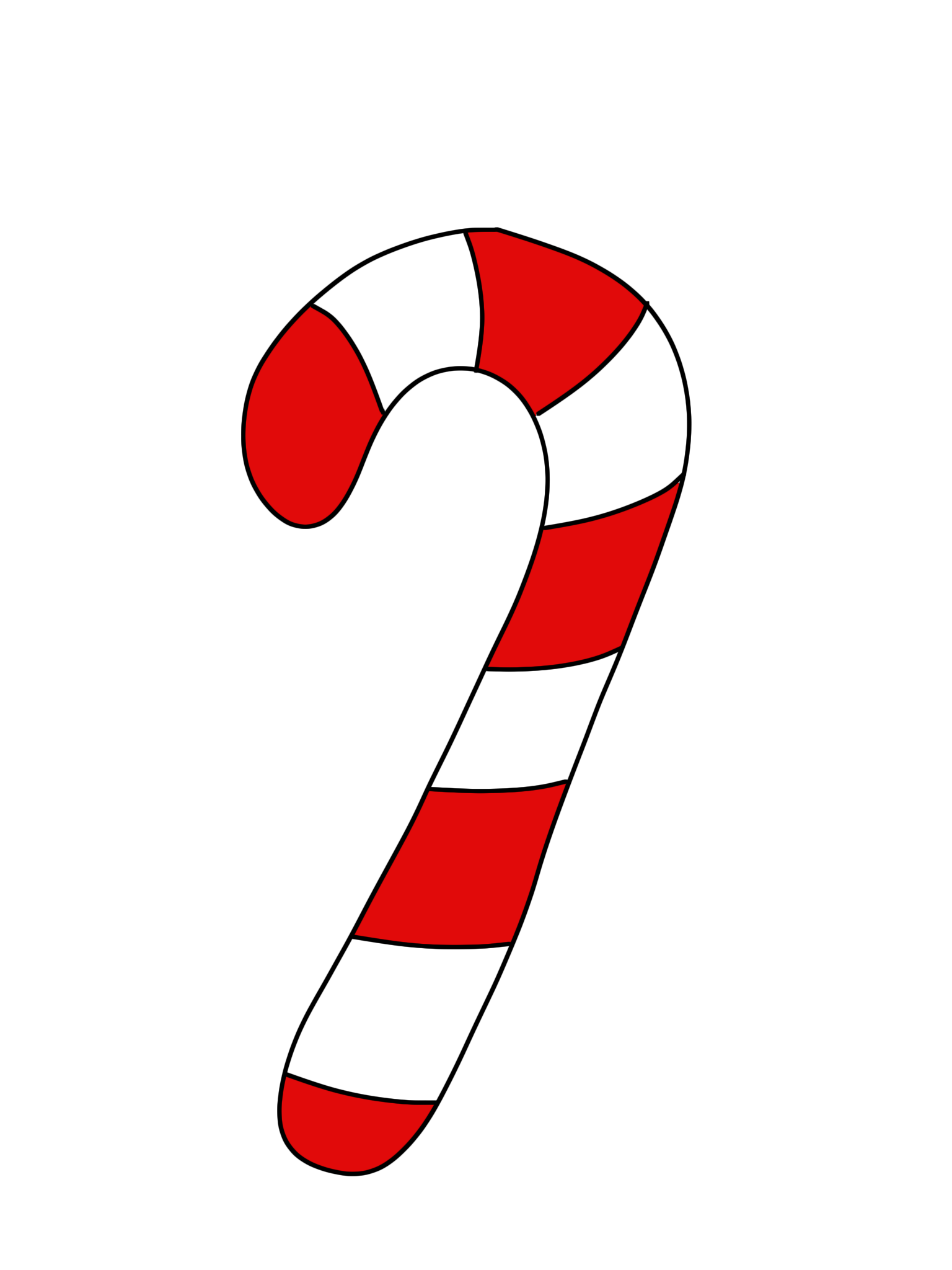 Candy Cane Clip Art Clipart Free Clipart-Candy cane clip art clipart free clipart microsoft clipart image 2-5