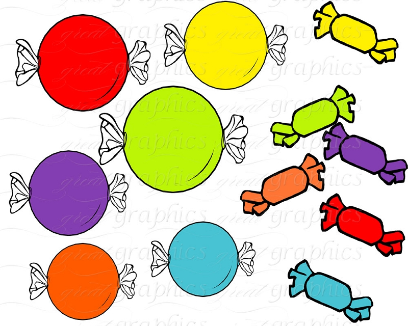 Candy Clip Art Printable Candy | Clipart library - Free Clipart Images