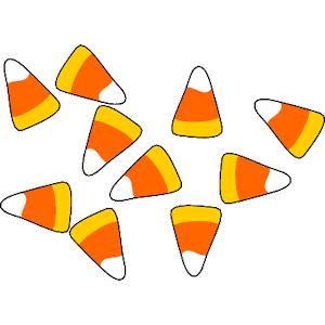 Candy Corn 1 Clipart Cliparts - Candy Corn Clip Art