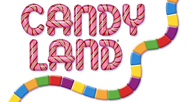 Candyland Board Game Clipart .