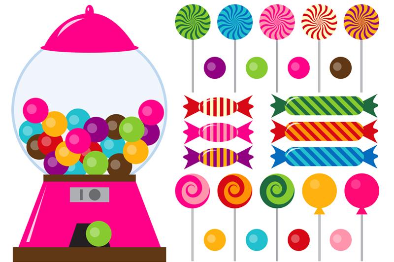 Candyland clipart - .