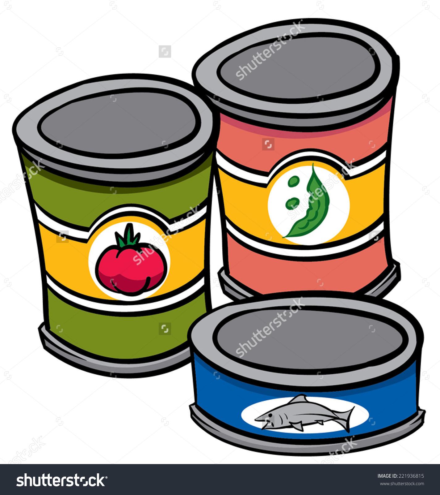 Canned Food Clipart. 52f8c53d723f40b7820-Canned Food Clipart. 52f8c53d723f40b7820390cff6ea26 .-8
