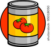 Canned Food Clipart Clipart .
