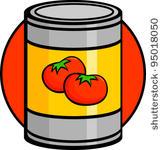 Canned Food Clipart Clipart .-Canned Food Clipart Clipart .-13