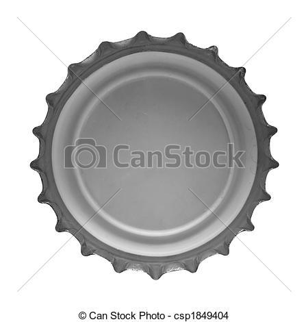 cap - Beer bottle cap .