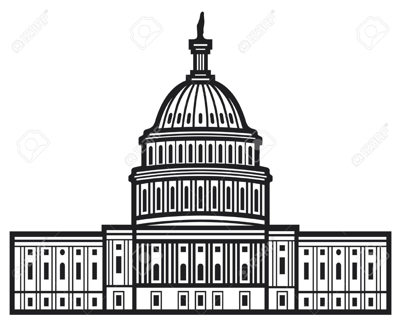 Capital Clip Art - Capital Clipart