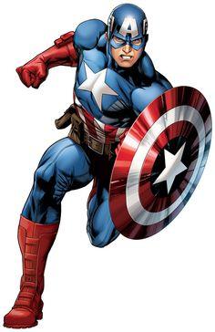 #Captain #America #Clip #Art. .