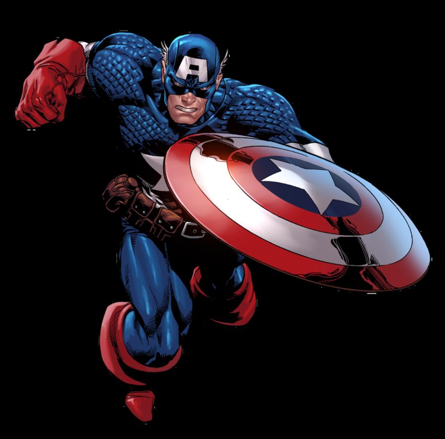 Captain America Clip Art