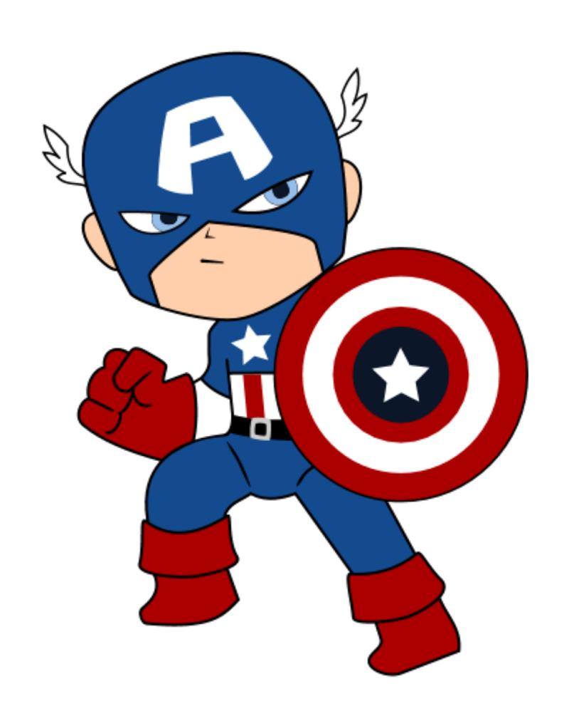 Captain America-Captain America-4