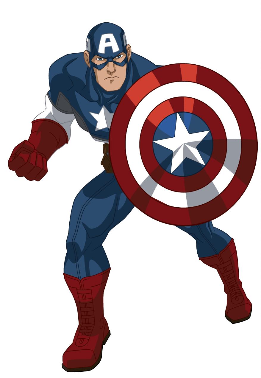 Captain America-Captain America-5