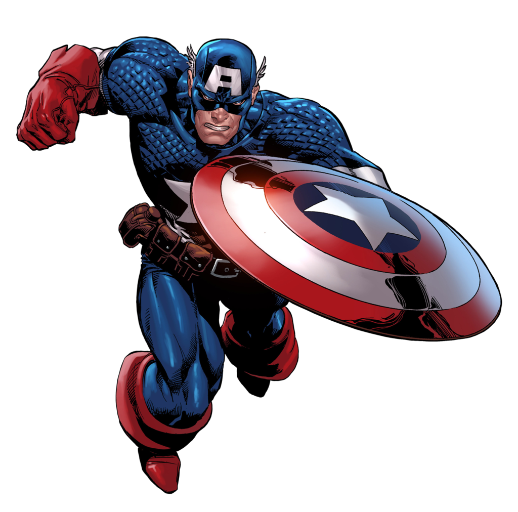 Captain America Icon Clipart  - Captain America Clipart