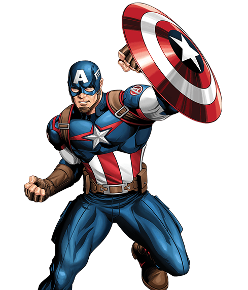 Captain America PNG-Captain America PNG-9