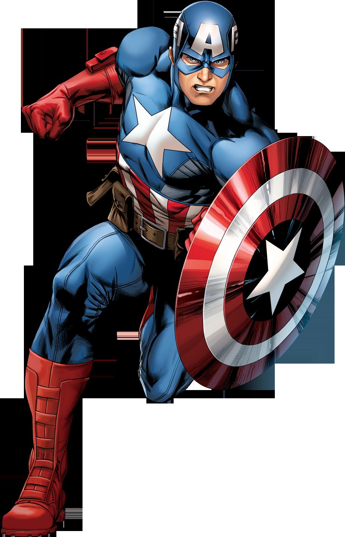 Captain America PNG - Captain America Clipart