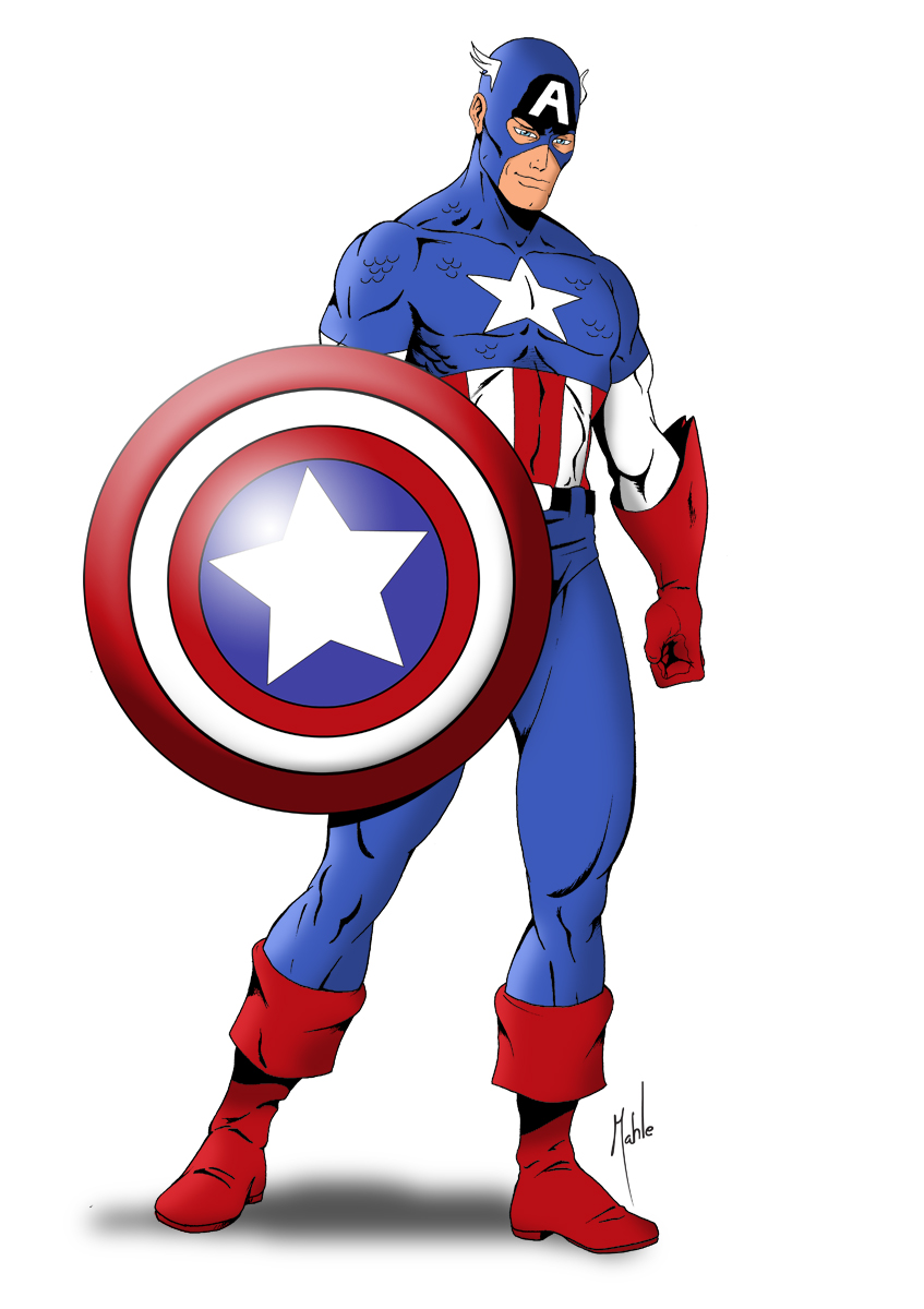 Clipart Info - Captain America Clipart