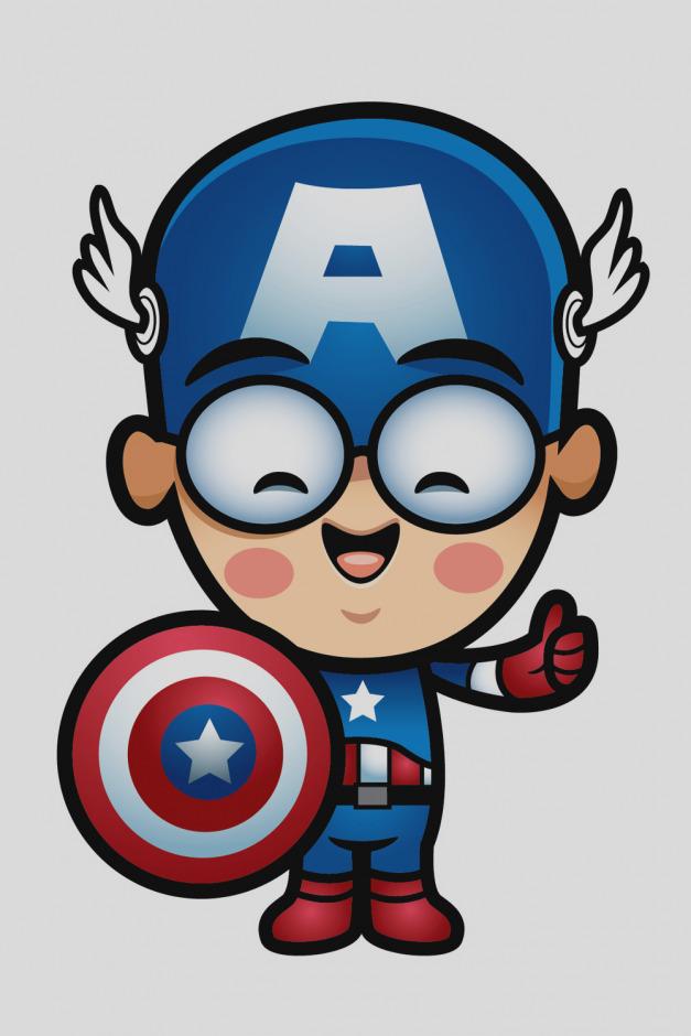 Trend Captain America Clip Ar - Captain America Clipart