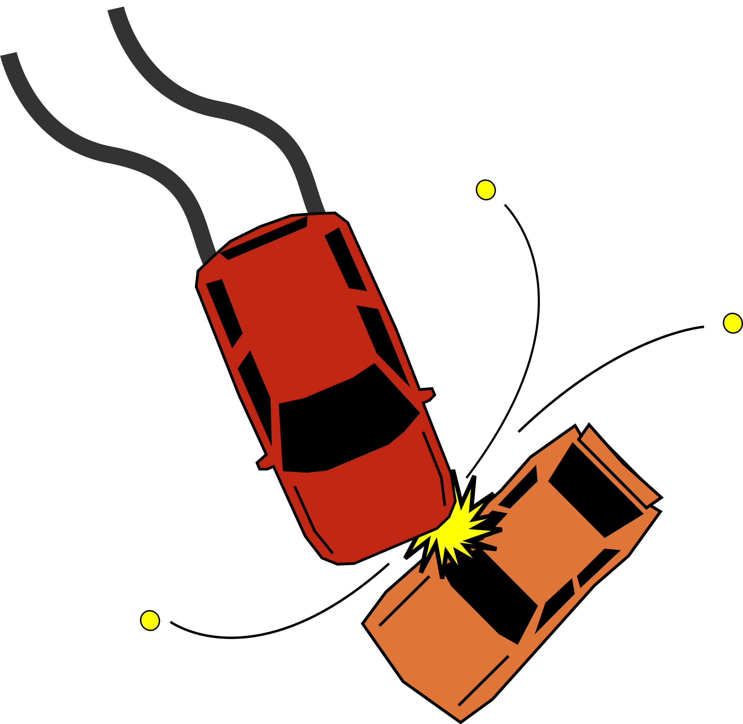 Car Accident. Car Accident. Crash Clip Art - Blogsbeta