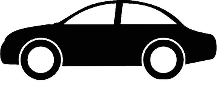 Car clip art black cwemi images gallery