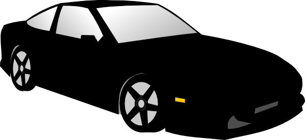 car clipart black and white-car clipart black and white-18
