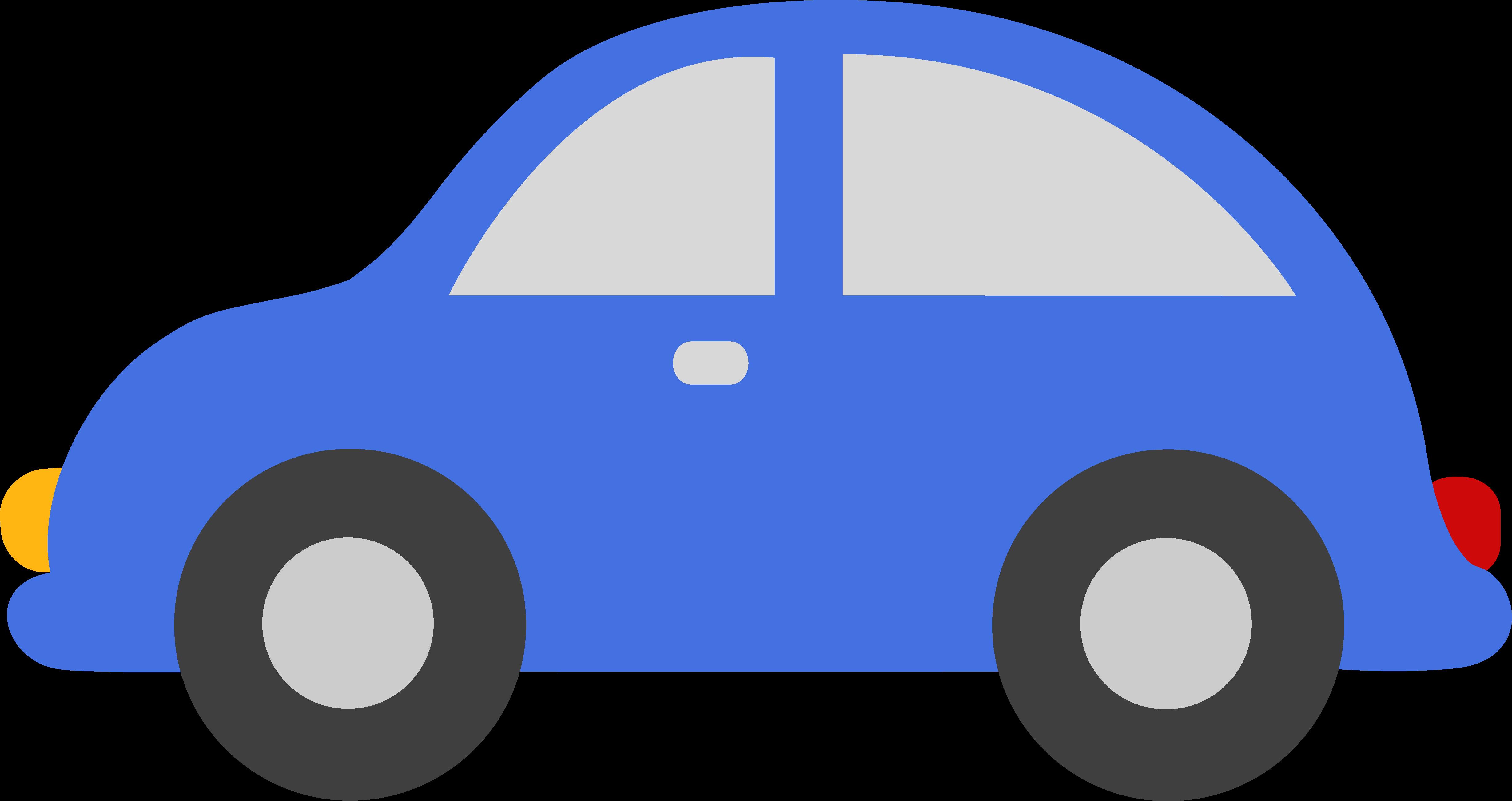 Black sports car clipart: Car