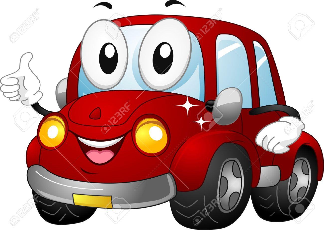 Clip Art Cartoon Cars Car Clipart Pencil And In Color