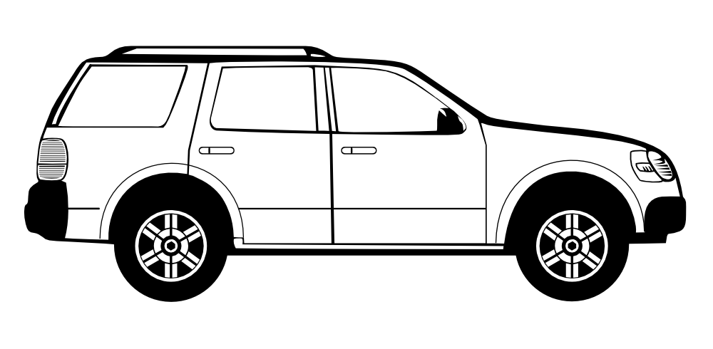 Car Clipart Side View