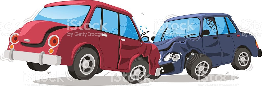 Car Crash Vehicle Collision royalty-free-Car Crash Vehicle Collision royalty-free stock vector art-16