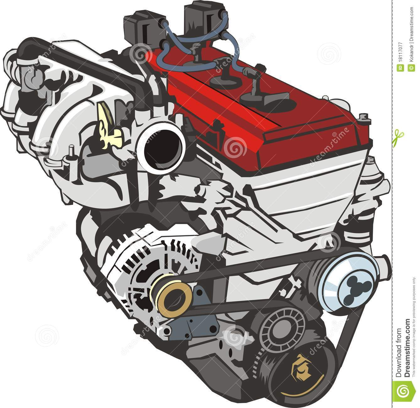 41 Engine Clipart Clipartlook