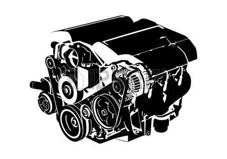car engine: engine .