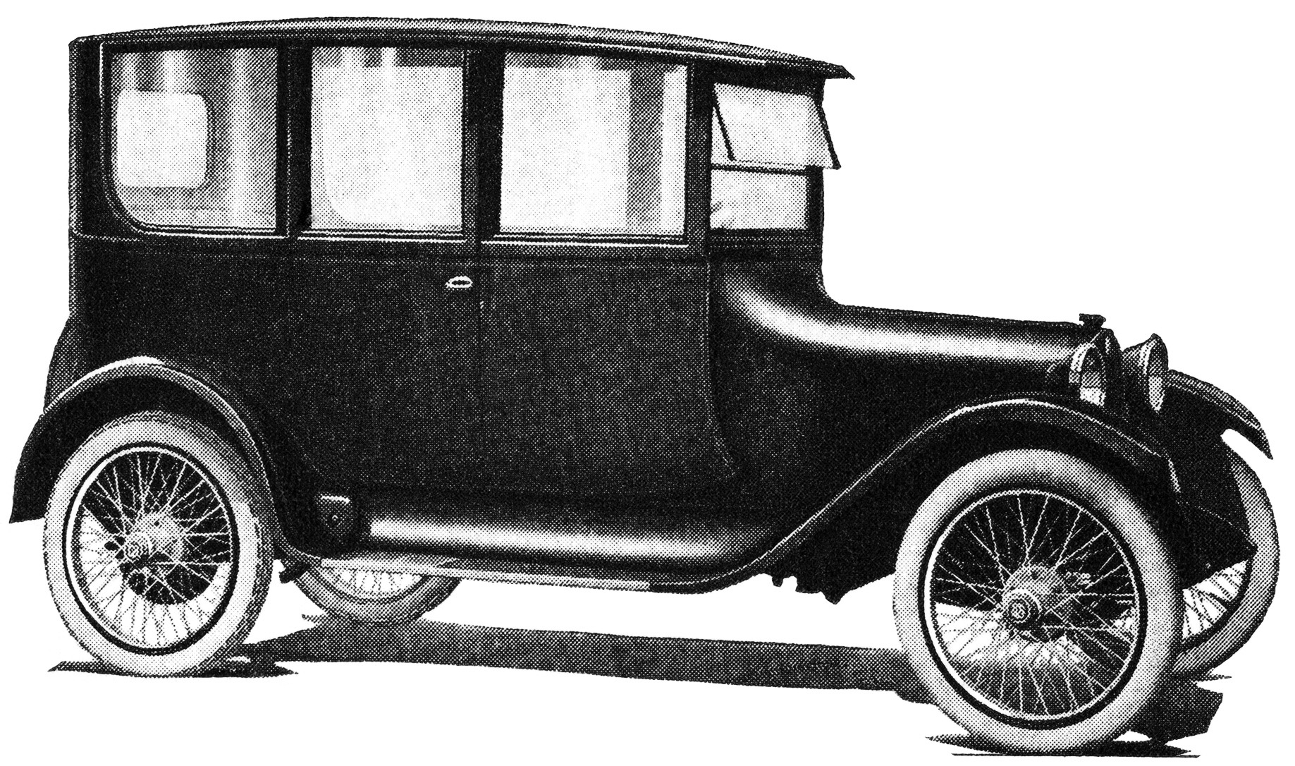 Car Old Fashioned Vehicle Black And Whit-Car Old Fashioned Vehicle Black And White Clipart Antique Car-3