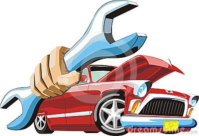 Car Repair Stock Image Image 24373281