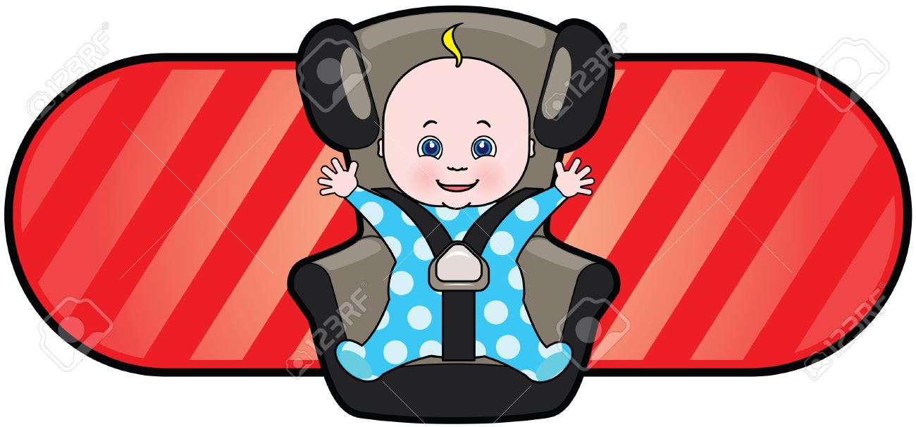 Car Seat Clip Art