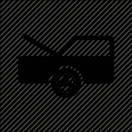 car, car trunk, service, trunk icon