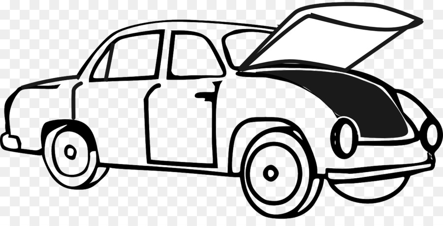 Car Hood Trunk Clip art - car trunk