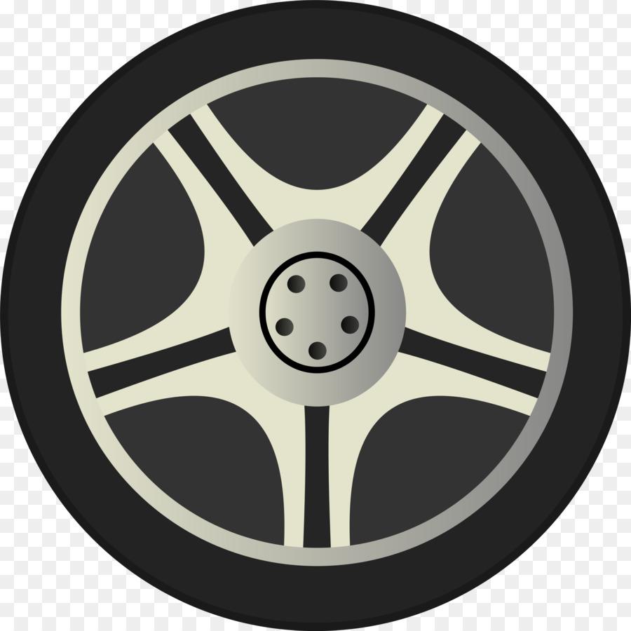 Car Wheel Tire Clip art - Rim Cliparts-Car Wheel Tire Clip art - Rim Cliparts-2