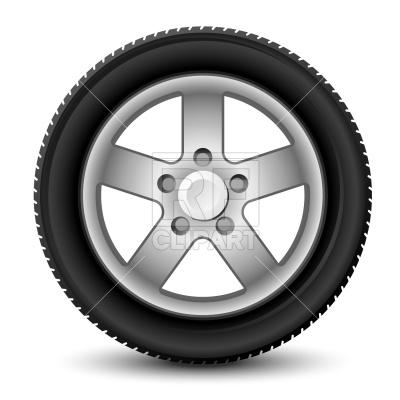 Car wheel with tyre, 1537, download roya-Car wheel with tyre, 1537, download royalty-free vector vector image ClipartLook.com -9