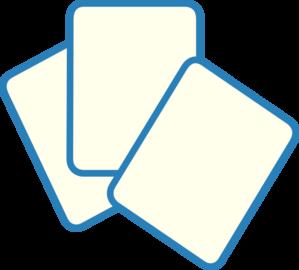 Card Deck Blue Clip Art-Card Deck Blue Clip Art-11