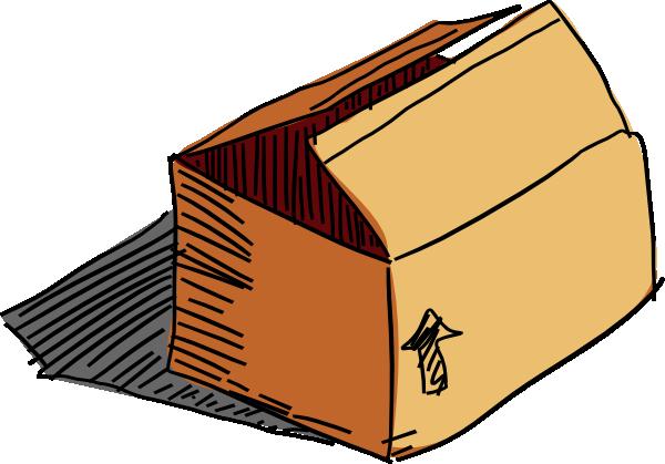 Cardboard Box Clip Art At Clker Com Vect-Cardboard Box Clip Art At Clker Com Vector Clip Art Online Royalty-10