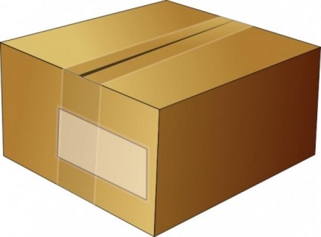 Cardboard Box Clipart - Clipartall; Clip-Cardboard Box Clipart - clipartall; Clipart Box - clipartall ...-5