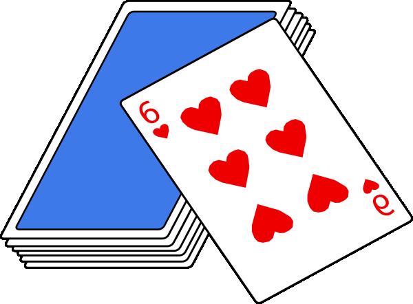 Cards Clip Art At Clker Com Vector Clip Art Online Royalty Free