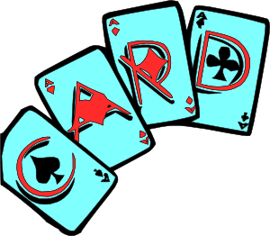 Cards Games Clip Art