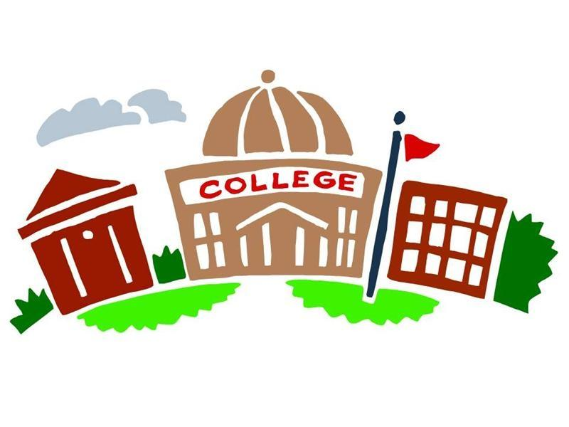 Career Day Clipart College Campus Clip Art