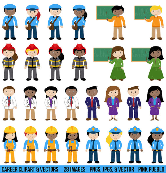 Career Day Clipart Images Pictures Becuo