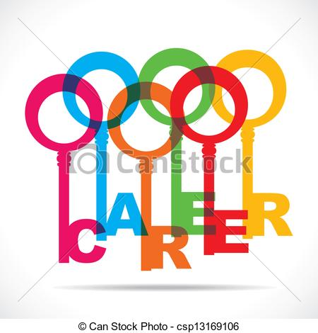 Career Day Clipart Make Career Vector Clipart